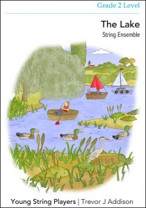 String Ensemble Music The Lake