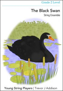 String Ensemble Music The Black Swan