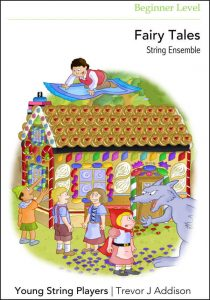 String Ensemble Sheet Music Fairy Tales