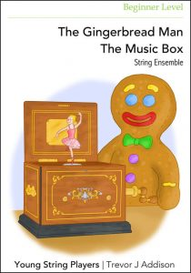 String Ensemble Sheet Music The Gingerbread Man