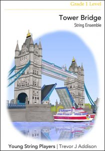 String Ensemble Sheet Music Tower Bridge
