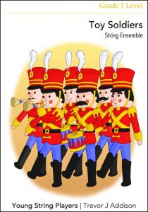 String Ensemble Sheet Music Toy Soldiers